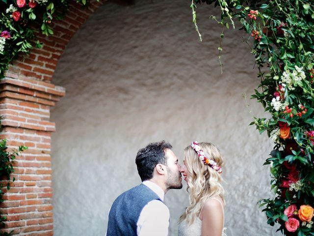 La boda de Eduardo y Florencia en Segovia, Segovia 65
