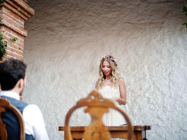La boda de Eduardo y Florencia en Segovia, Segovia 68