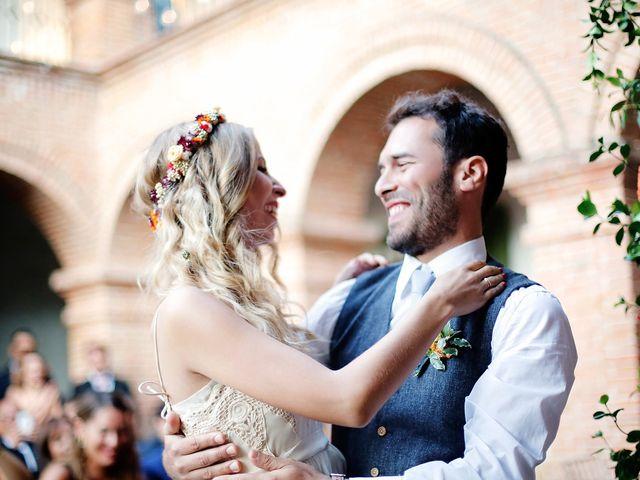 La boda de Eduardo y Florencia en Segovia, Segovia 73