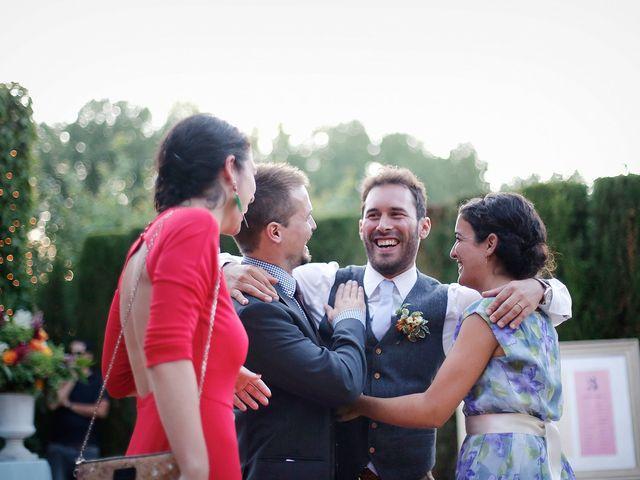 La boda de Eduardo y Florencia en Segovia, Segovia 76
