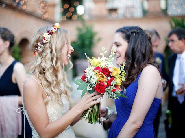La boda de Eduardo y Florencia en Segovia, Segovia 78