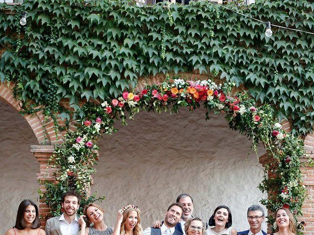 La boda de Eduardo y Florencia en Segovia, Segovia 92
