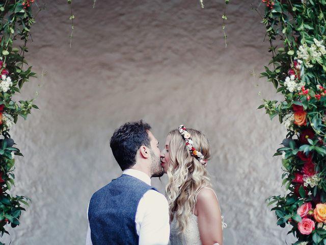 La boda de Eduardo y Florencia en Segovia, Segovia 152