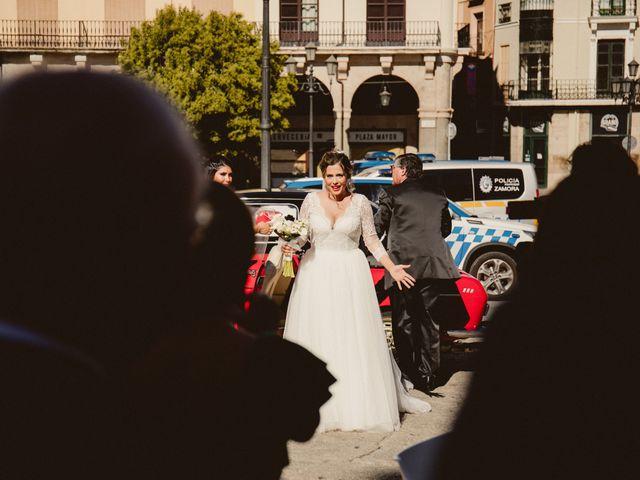 La boda de Pedro y Laura en Zamora, Zamora 17
