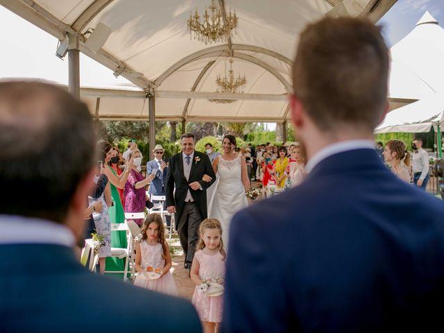 La boda de Javier y Bea en L' Alcúdia, Valencia 16
