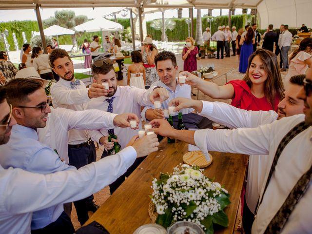 La boda de Javier y Bea en L' Alcúdia, Valencia 21