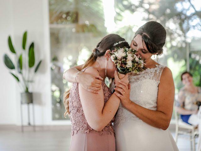 La boda de Javier y Bea en L' Alcúdia, Valencia 23