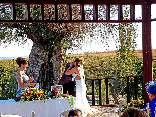 La boda de Ramsés y Fani en Seseña Viejo, Toledo 1