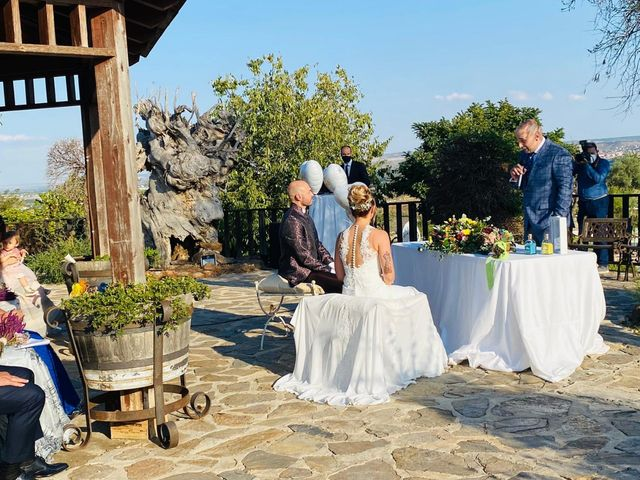 La boda de Ramsés y Fani en Seseña Viejo, Toledo 5