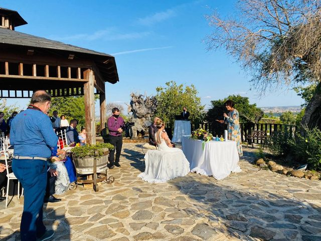 La boda de Ramsés y Fani en Seseña Viejo, Toledo 6
