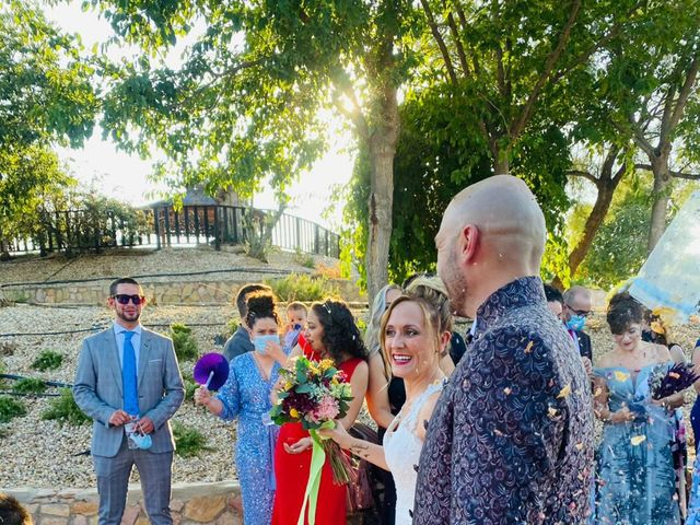 La boda de Ramsés y Fani en Seseña Viejo, Toledo 8
