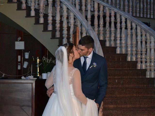 la boda de ginés y olga en sevilla, sevilla - bodas