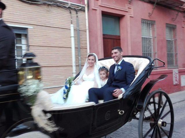 La boda de Ginés y Olga  en Sevilla, Sevilla 8