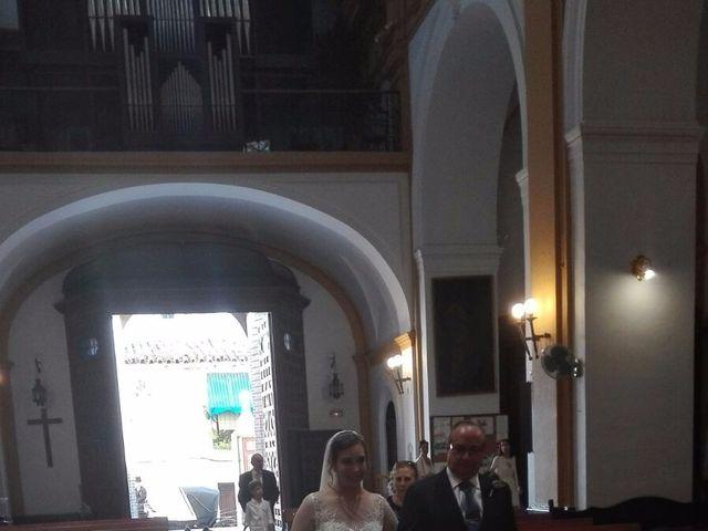La boda de Ginés y Olga  en Sevilla, Sevilla 9