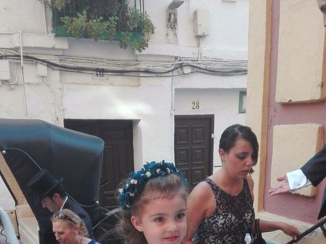 La boda de Ginés y Olga  en Sevilla, Sevilla 10