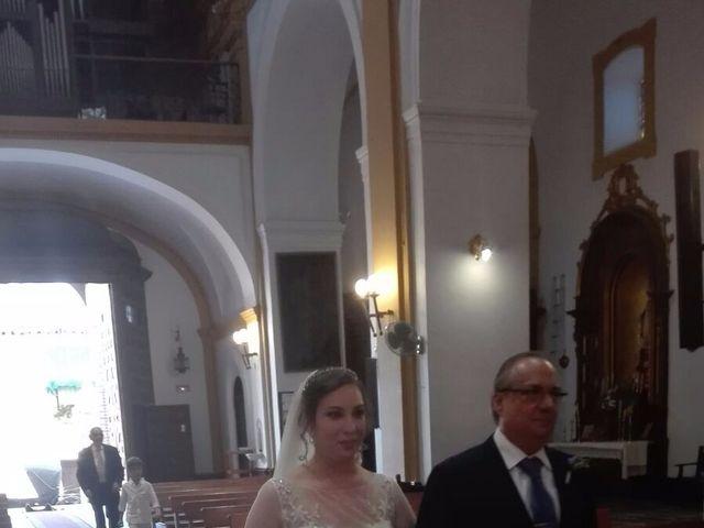La boda de Ginés y Olga  en Sevilla, Sevilla 11