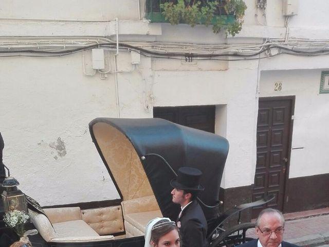 La boda de Ginés y Olga  en Sevilla, Sevilla 12