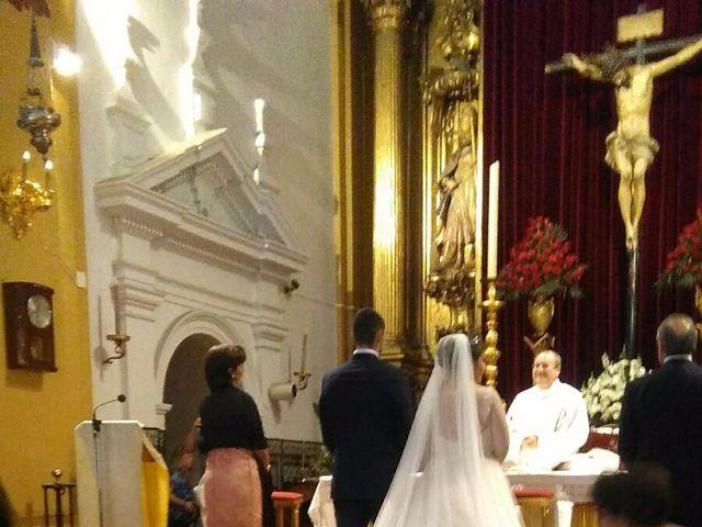 La boda de Ginés y Olga  en Sevilla, Sevilla 13