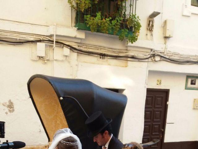 La boda de Ginés y Olga  en Sevilla, Sevilla 15