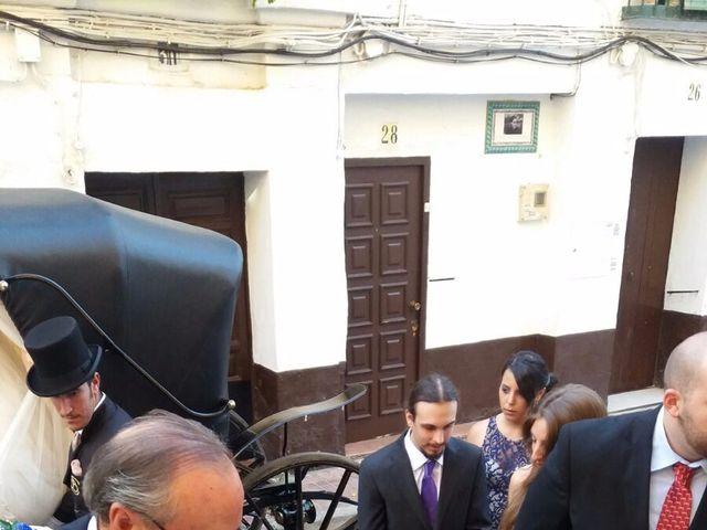 La boda de Ginés y Olga  en Sevilla, Sevilla 16