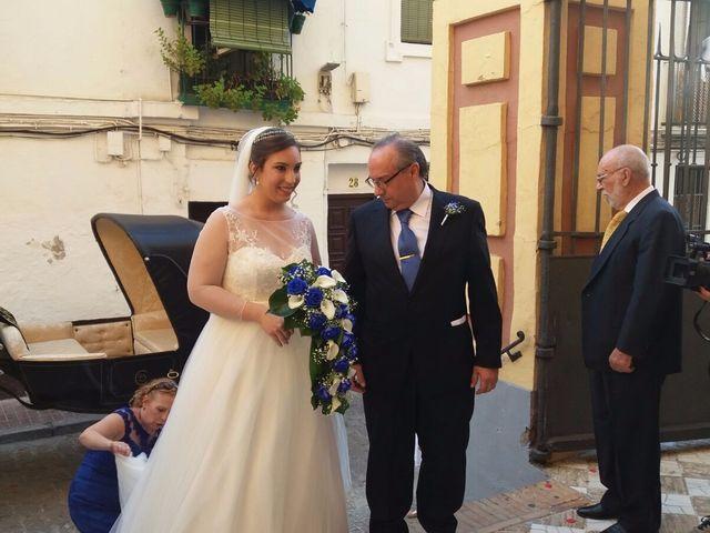 La boda de Ginés y Olga  en Sevilla, Sevilla 17