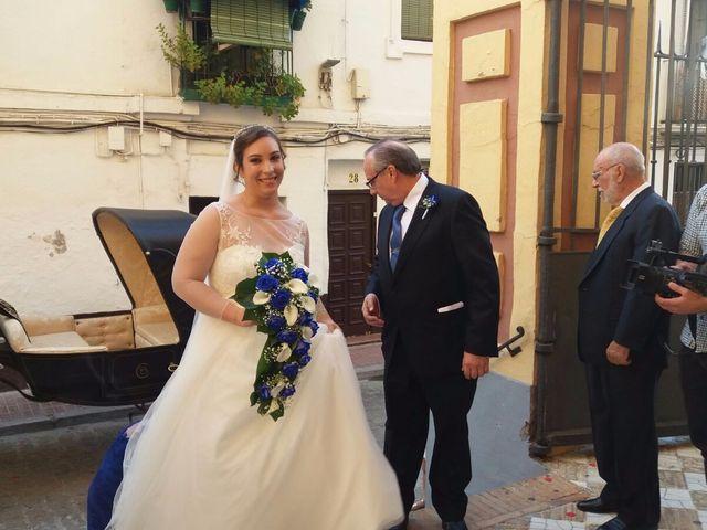La boda de Ginés y Olga  en Sevilla, Sevilla 18