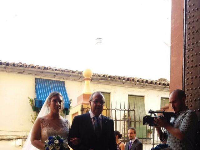 La boda de Ginés y Olga  en Sevilla, Sevilla 19