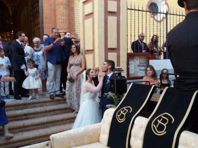 La boda de Ginés y Olga  en Sevilla, Sevilla 20