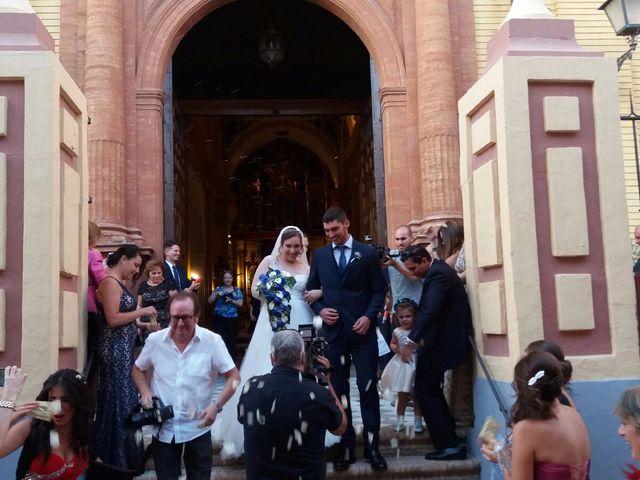 La boda de Ginés y Olga  en Sevilla, Sevilla 21