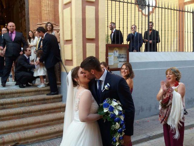 La boda de Ginés y Olga  en Sevilla, Sevilla 23