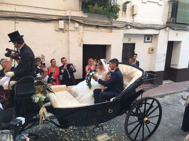 La boda de Ginés y Olga  en Sevilla, Sevilla 26