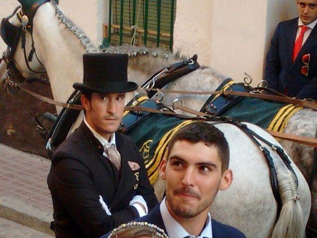 La boda de Ginés y Olga  en Sevilla, Sevilla 35