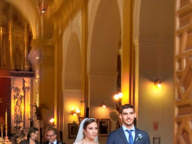 La boda de Ginés y Olga  en Sevilla, Sevilla 36