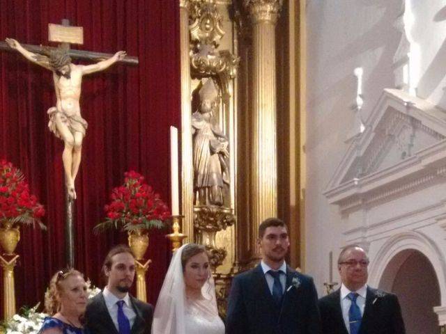 La boda de Ginés y Olga  en Sevilla, Sevilla 37