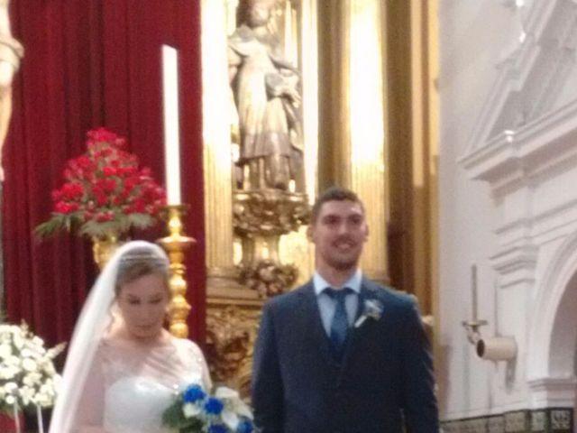 La boda de Ginés y Olga  en Sevilla, Sevilla 38