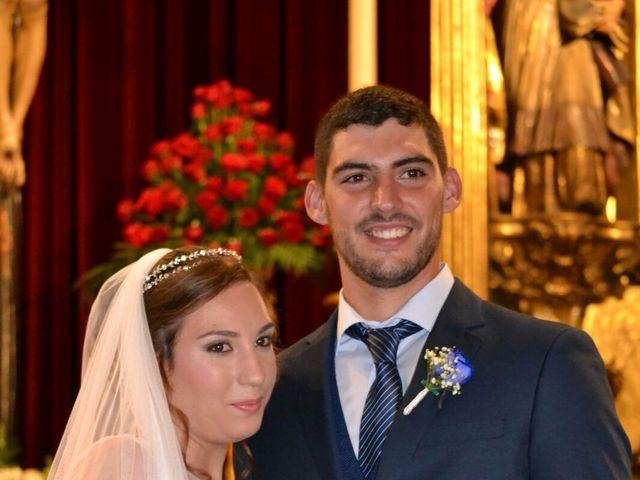 La boda de Ginés y Olga  en Sevilla, Sevilla 46