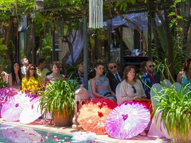 La boda de Juanma  y Susana  en Marbella, Málaga 3
