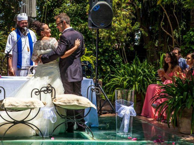 La boda de Juanma  y Susana  en Marbella, Málaga 5