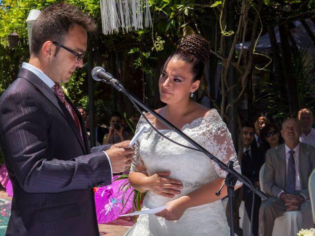 La boda de Juanma  y Susana  en Marbella, Málaga 8