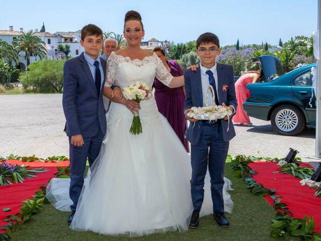 La boda de Juanma  y Susana  en Marbella, Málaga 1