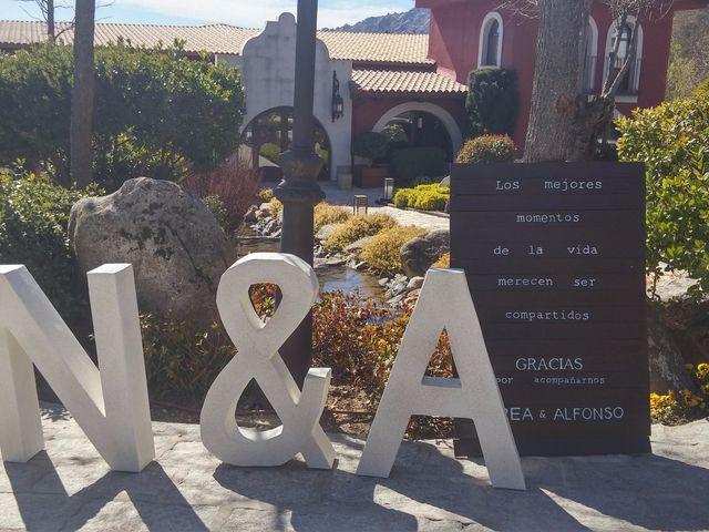 La boda de Alfonso y Nerea en Miraflores De La Sierra, Madrid 4