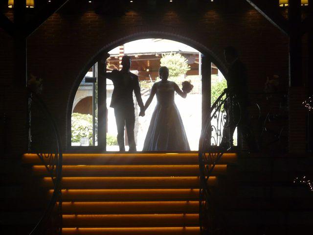 La boda de Alfonso y Nerea en Miraflores De La Sierra, Madrid 6