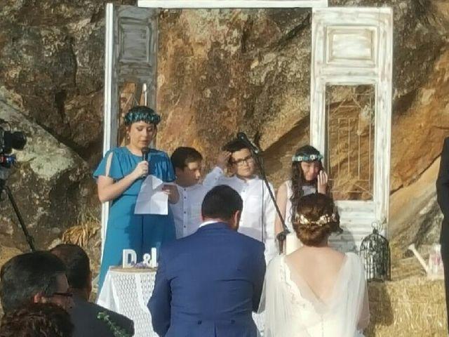 La boda de David y Luz María en Alconchel, Badajoz 2