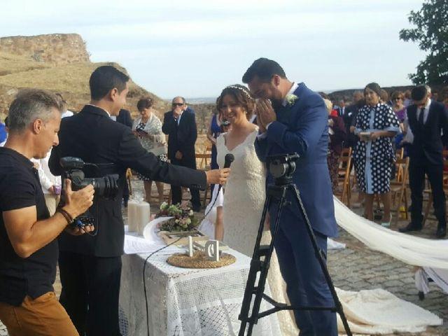 La boda de David y Luz María en Alconchel, Badajoz 3
