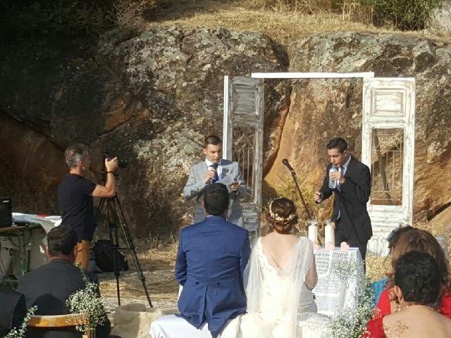 La boda de David y Luz María en Alconchel, Badajoz 4