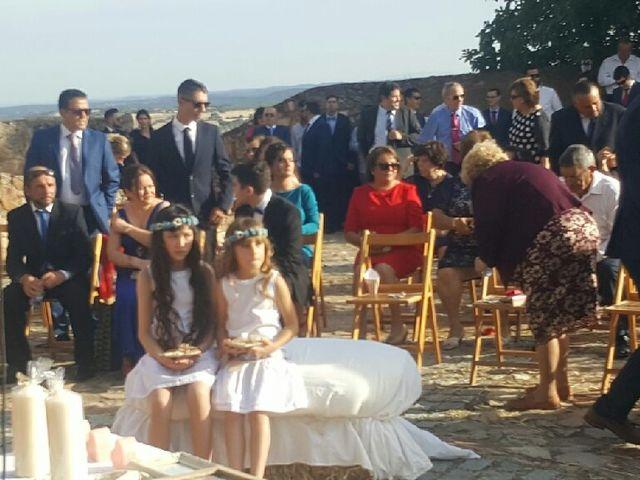 La boda de David y Luz María en Alconchel, Badajoz 5