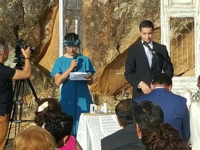La boda de David y Luz María en Alconchel, Badajoz 7
