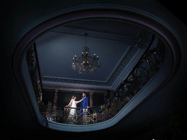 La boda de David y Luz María en Alconchel, Badajoz 14