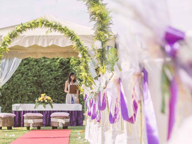 La boda de Manuel y Nuria en Guadalajara, Guadalajara 6