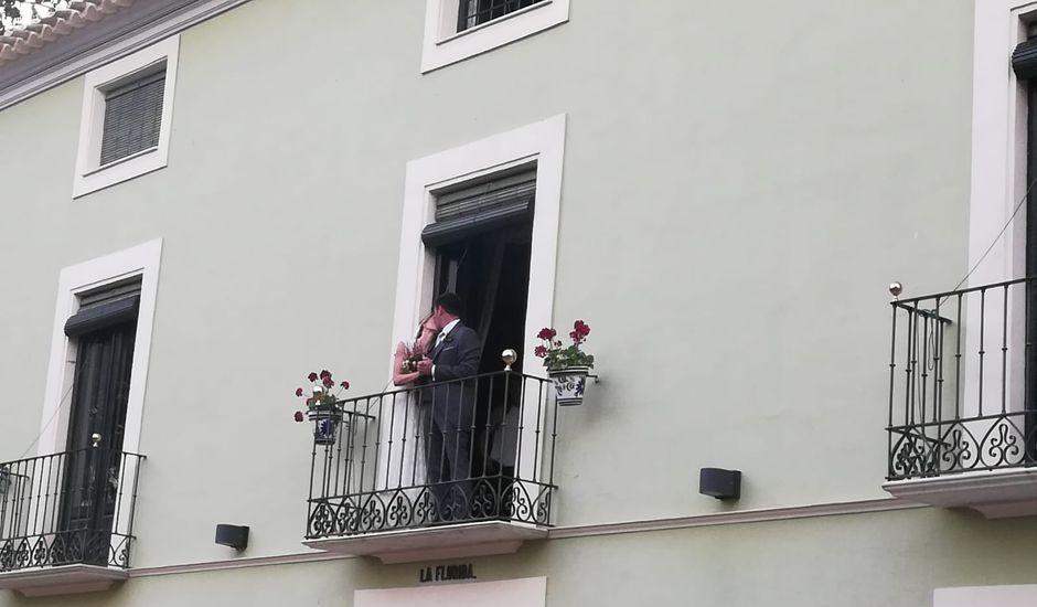 La boda de Miguel y Marisa en Huercal Overa, Almería